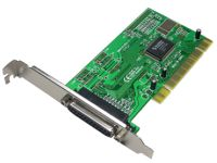 LogiLink PCI to Parallel 1-port Host Controller Card - parallelle adapter