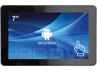 ProDVX APPC 7 DSQ - paneel PC - Cortex-A9 RK3188 1.6 GHz - 2 GB - 8 GB - LED 7""