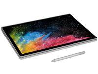 "Microsoft Surface Book 2 Hybride (2-in-1) Zilver 34,3 cm (13.5"") 3000 x 2000 Pixels Touchscreen Intel® 8de generatie Core™ i7 1"